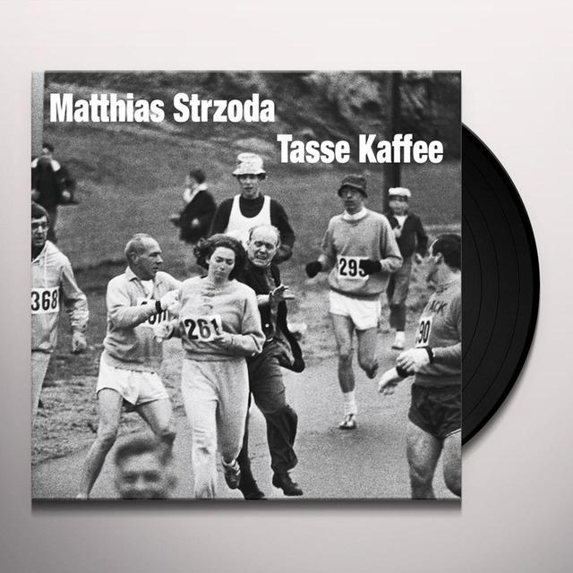 Matthias Strzoda TASSE KAFFEE Vinyl Record