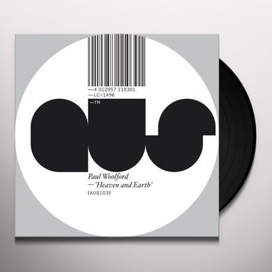 Paul Woolford HEAVEN & EARTH Vinyl Record