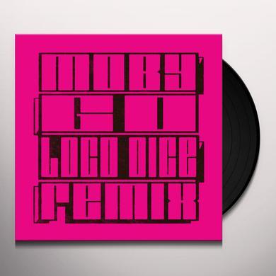 Moby GO (LOCO DICE REMIX) Vinyl Record