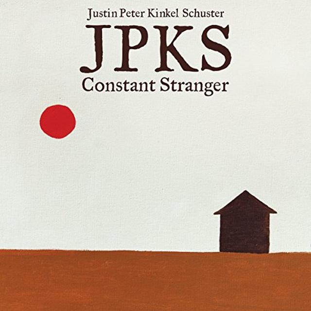 Justin Peter Kinkel-Schuster CONSTANT STRANGER Vinyl Record
