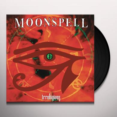 Moonspell IRRELIGIOUS Vinyl Record - Poster, Reissue