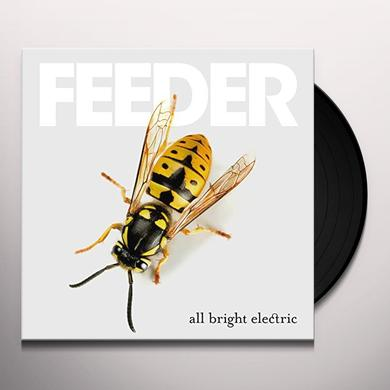 Feeder ALL BRIGHT ELECTRIC Vinyl Record - 180 Gram Pressing, Digital Download Included