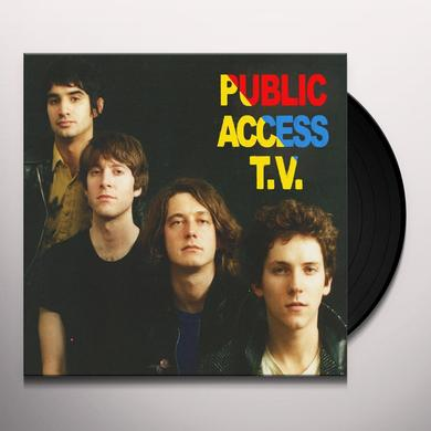 PUBLIC ACCESS TV NEVER ENOUGH Vinyl Record
