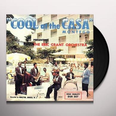 ERIC GRANT ORCHESTRA COOL AT THE CASA MONTEGO Vinyl Record