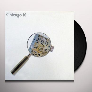 CHICAGO 16 Vinyl Record