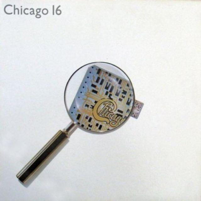 CHICAGO 16 Vinyl Record - Gatefold Sleeve, Limited Edition, 180 Gram Pressing, Anniversary Edition