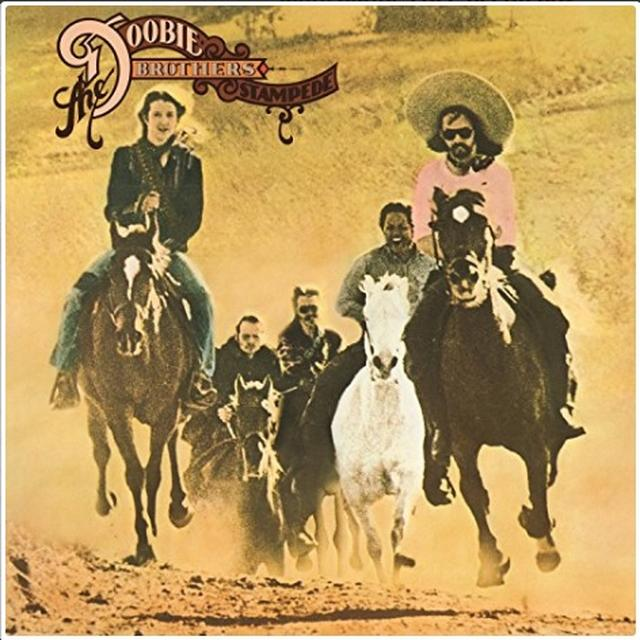 Doobie Brothers STAMPEDE Vinyl Record - Gatefold Sleeve, Limited Edition, 180 Gram Pressing, Anniversary Edition