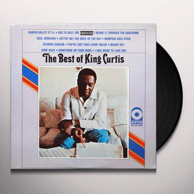 BEST OF KING CURTIS Vinyl Record
