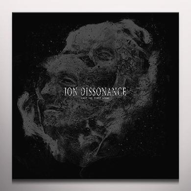 ION DISSONANCE CAST THE FIRST STONE Vinyl Record