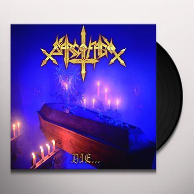 Sarcofago DIE HARD Vinyl Record