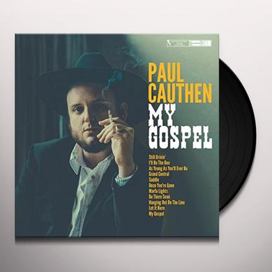 Paul Cauthen MY GOSPEL Vinyl Record