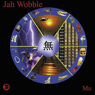 Jah Wobble MU Vinyl Record