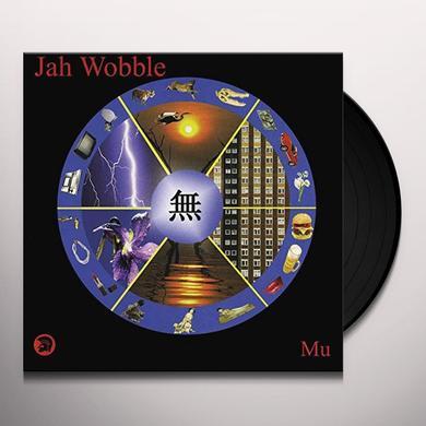 Jah Wobble MU Vinyl Record