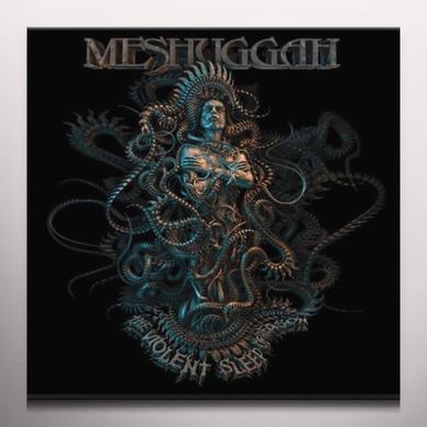 MESHUGGAH VIOLENT SLEEP OF REASON Vinyl Record - Black Vinyl, Colored Vinyl, Gatefold Sleeve