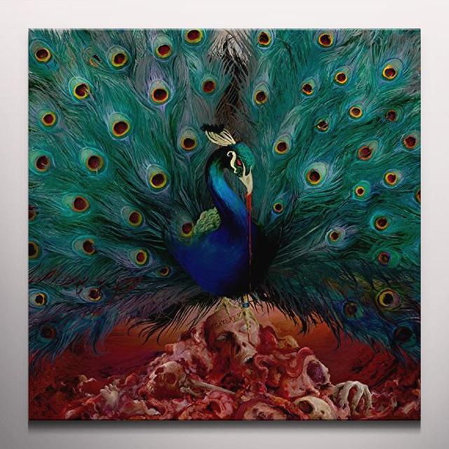 Opeth SORCERESS  (BONUS TRACKS) Vinyl Record - Black Vinyl, Colored Vinyl, Gatefold Sleeve