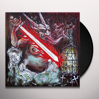 Impaled Nazarene VIGOROUS & LIBERATING DEATH Vinyl Record