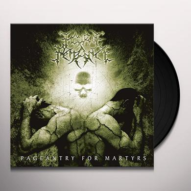 Hour Of Penance PAGEANTRY FOR MARTYRS Vinyl Record