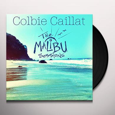 Colbie Caillat MALIBU SESSIONS Vinyl Record