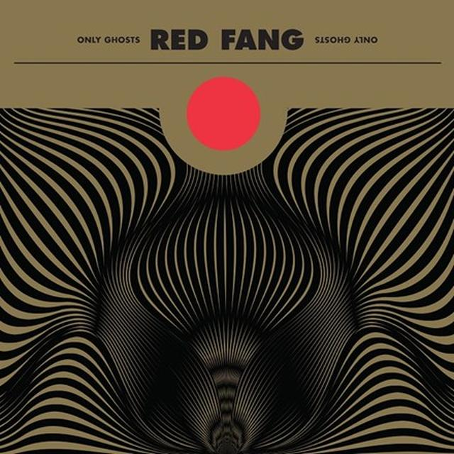 Red Fang ONLY GHOSTS Vinyl Record