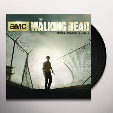AMC'S THE WALKING DEAD 2 / O.S.T Vinyl Record