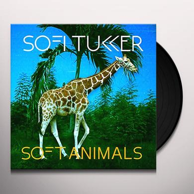 Sofi Tukker SOFT ANIMALS Vinyl Record