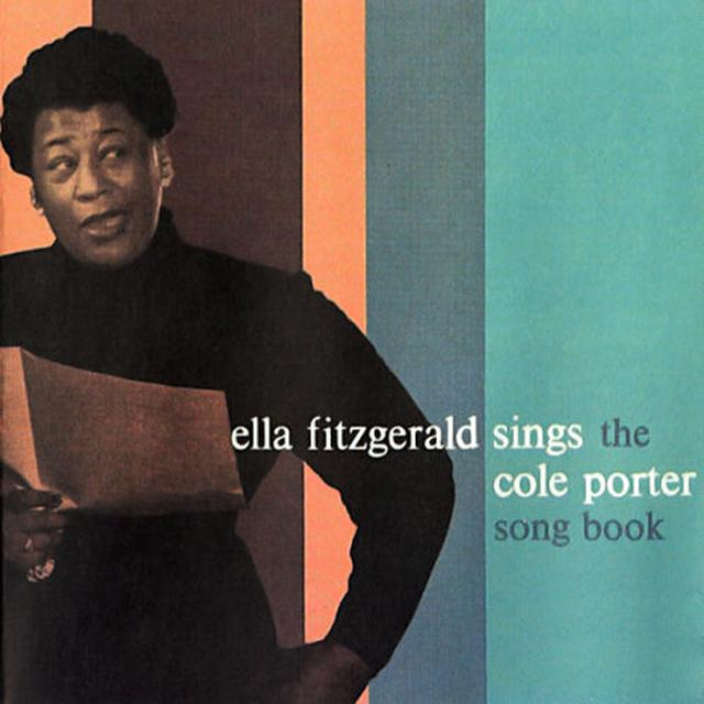 ELLA FITZGERALD SINGS THE COLE PORTER SONG BOOK Vinyl Record