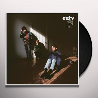 EZTV HIGH IN PLACE Vinyl Record