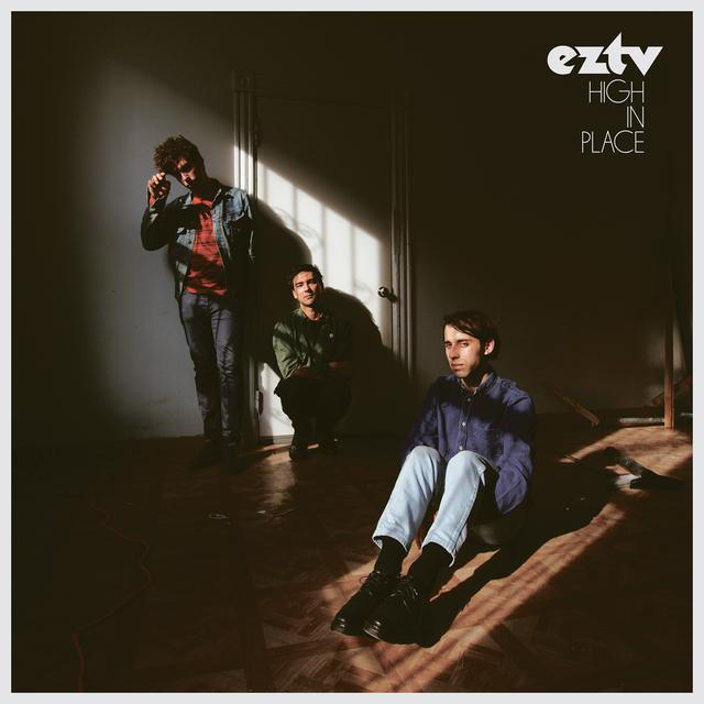 EZTV HIGH IN PLACE Vinyl Record - Digital Download Included