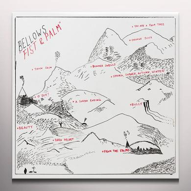 Bellows FIST & PALM Vinyl Record - Colored Vinyl, Digital Download Included