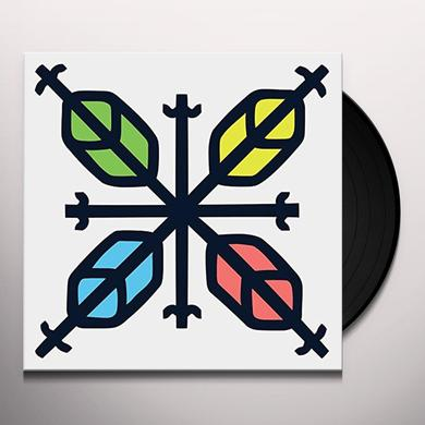 New Order PEOPLE ON THE HIGH LINE Vinyl Record