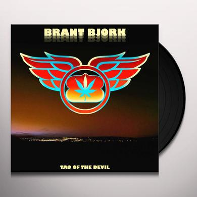 Brant Bjork TAO OF THE DEVIL Vinyl Record