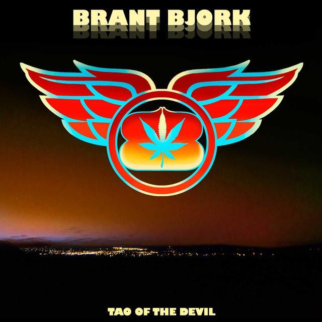 Brant Bjork TAO OF THE DEVIL Vinyl Record - Blue Vinyl, Colored Vinyl