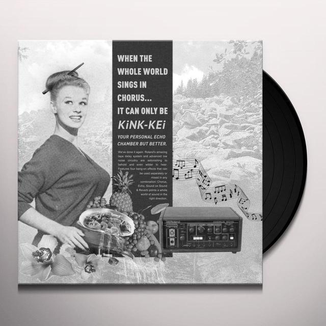 Kink CHORUS Vinyl Record