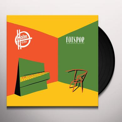 HOLM CPU FOTSPOR Vinyl Record