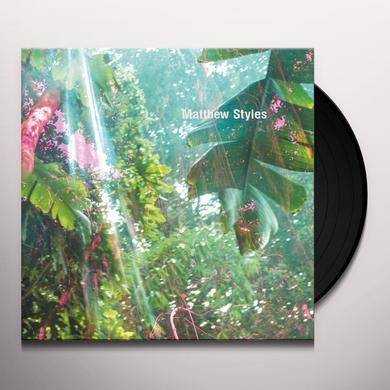 Matthew Styles METRO Vinyl Record
