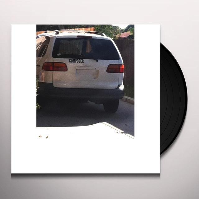 D/P/I COMPOSER Vinyl Record