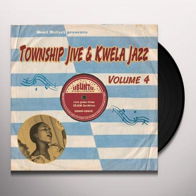SOUL SAFARI PRESENTS TOWNSHIP JIVE & KWELA / VAR Vinyl Record