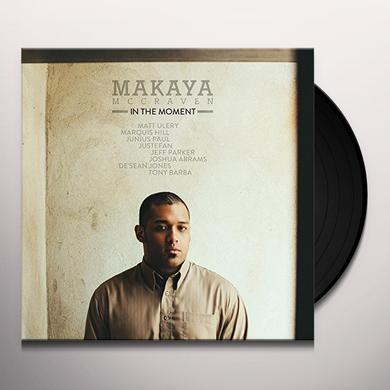 Makaya McCraven IN THE MOMENT Vinyl Record