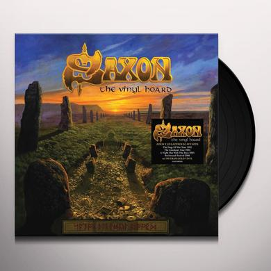 Saxon VINYL HOARD (BOX) Vinyl Record - UK Import