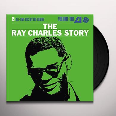 RAY CHARLES STORY 1 Vinyl Record - Holland Import