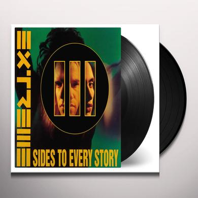 Extreme III SIDES TO EVERY STORY Vinyl Record - Holland Import