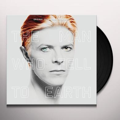 MAN WHO FELL TO EARTH / O.S.T. (UK) MAN WHO FELL TO EARTH / O.S.T. Vinyl Record - UK Release