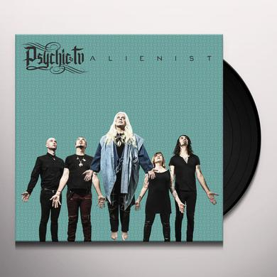 Psychic Tv ALIENIST Vinyl Record
