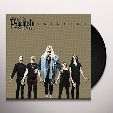 Psychic Tv ALIENIST Vinyl Record - UK Import