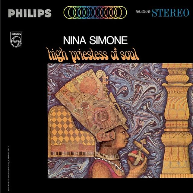 Nina Simone HIGH PRIESTESS OF SOUL Vinyl Record