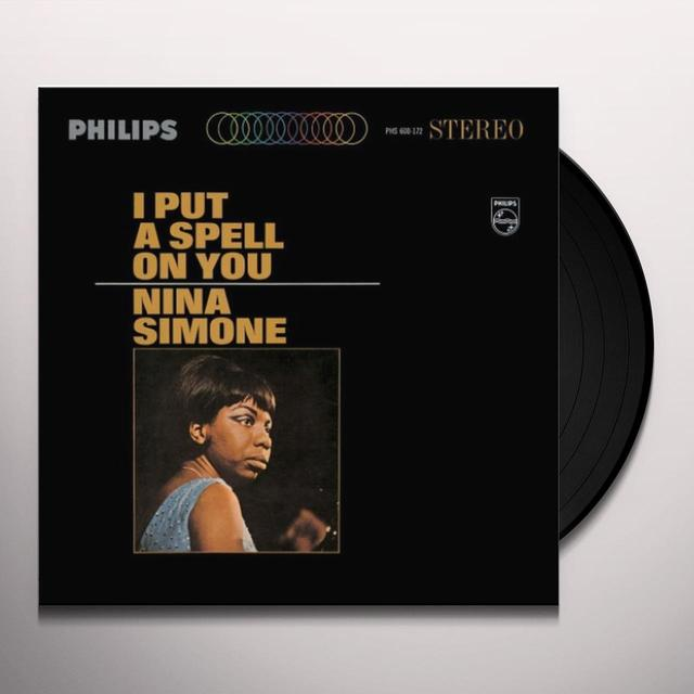 Nina Simone I PUT A SPELL ON YOU Vinyl Record