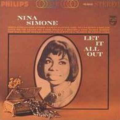 Nina Simone LET IT ALL OUT Vinyl Record