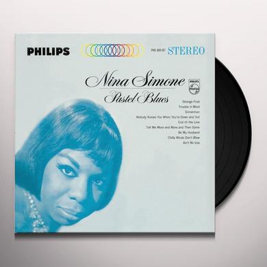 Nina Simone PASTEL BLUES Vinyl Record