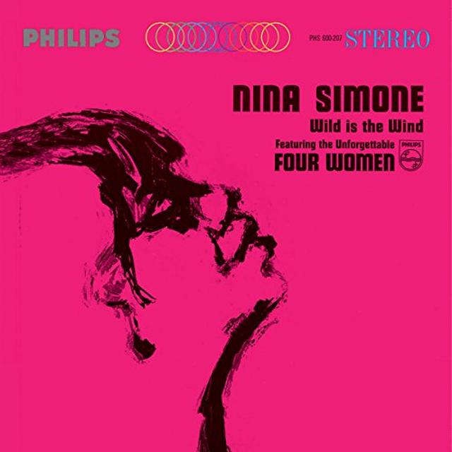 Nina Simone WILD IS THE WIND Vinyl Record