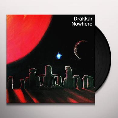DRAKKAR NOWHERE Vinyl Record